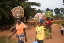 Photo of Central African Republic: Displacement reaches 120,000, as another deadly attack leaves one UN peacekeeper dead