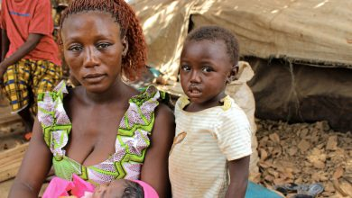 Photo of Central African Republic: 200,000 displaced in less than two months