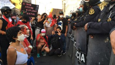Photo of Peru: UN rights office decries excessive use of force in November protests