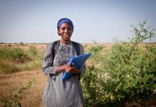 Photo of FROM THE FIELD: The microscopic creatures helping build Africa's Great Green Wall