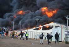 Photo of Bosnia and Herzegovina: Thousands of migrants lose shelter, after camp destroyed in fire