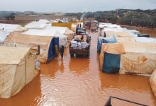 Photo of Syria floods: Humanitarians working 'round the clock' to provide urgent relief