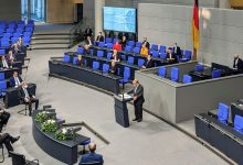 Photo of Global challenges require global solutions, UN chief tells German parliament