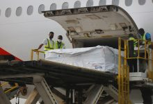 Photo of Ghana receives first historic shipment of COVID-19 vaccinations from international COVAX facility