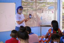Photo of First Person: The Colombian youth fighting for digital education for all