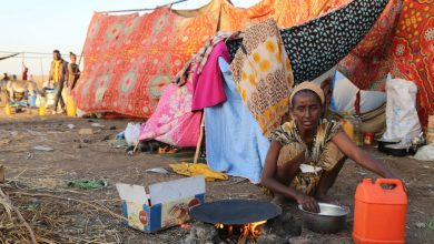 Photo of 'We had to run for our lives': The pregnant women fleeing Tigray
