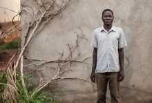 Photo of FROM THE FIELD: Ugandan forced to commit 'horrendous acts' as 9-year-old child soldier