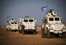 Photo of Peacekeepers under attack again in Mali, as one Egyptian blue helmet dies, another seriously injured
