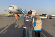Photo of 'Historic moment' as COVID-19 vaccines touchdown in Sudan and Rwanda
