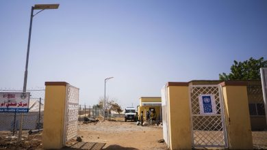 Photo of FROM THE FIELD: Solar power lights up Sudanese refugee camp