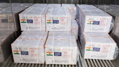Photo of India donates 200,000 vaccines to protect UN blue helmets against COVID