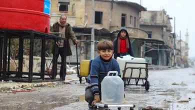Photo of Syria's decade of 'death, destruction, displacement, disease, dread and despair'