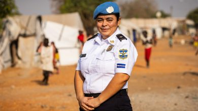 Photo of First Person: Women peacekeepers a 'powerful image for girls in remote villages'