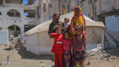 Photo of Motherhood on the brink in Yemen