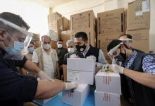 Photo of Syria receives first COVID-19 vaccines, for most vulnerable