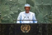 Photo of UN chief deeply saddened by death of Chadian President Idriss Déby