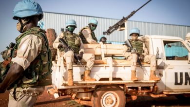 Photo of Four peacekeepers killed in complex attack on UN base in Mali