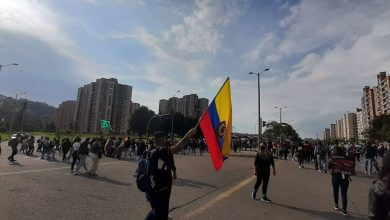 Photo of Rights experts call for probe into violent crackdown on Colombia protests