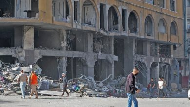 Photo of Secretary-General calls for immediate end to Israeli-Palestine violence