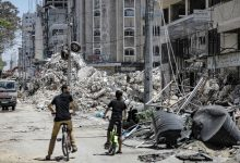 Photo of Ceasefire can't hide scale of destruction in Gaza, UN warns, as rights experts call for ICC probe