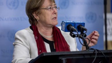 Photo of UN Human Rights chief appeals for de-escalation in Israel-Palestine crisis