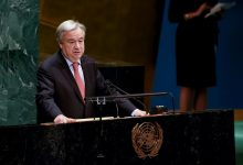 Photo of UN chief welcomes Gaza ceasefire announcement between Israel and Hamas