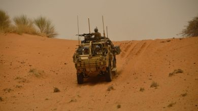 Photo of First Person: British UN peacekeeper stays on 'A-game' to keep Malians safe