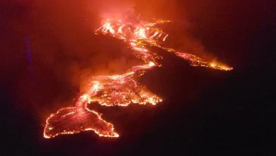 Photo of DR Congo: More than 170 children feared missing following volcanic eruption in Goma