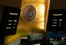 Photo of UN General Assembly calls for US to end Cuba embargo for 29th consecutive year