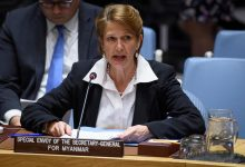 Photo of Myanmar: Timely support and action by Security Council 'really paramount', says UN Special Envoy