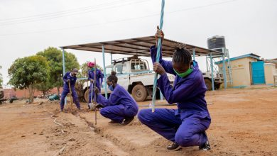 Photo of FROM THE FIELD: South Sudan's displaced youth, help power change