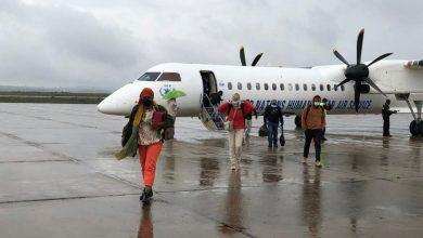 Photo of Tigray:As famine looms, firstWFPhumanitarian flight arrives