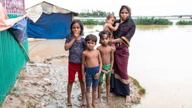 Photo of Bangladesh:Deadly flooding, landslidesdevastate Rohingyarefugees