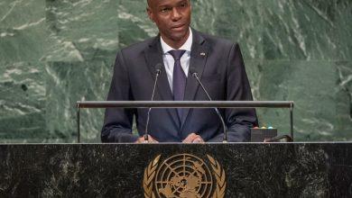 Photo of UN condemns 'abhorrent' assassination of Haitian President Jovenel Moïse