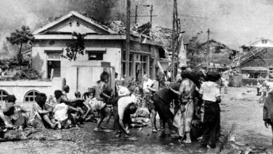 Photo of Hiroshima memorial: UN chief laments slow progress on nuclear-free goal