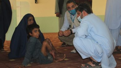Photo of Fast-moving Afghanistan crisis 'has hallmarks of humanitarian catastrophe'