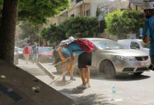 Photo of Beirut's youth rebuild the Lebanese capital, brick by brick