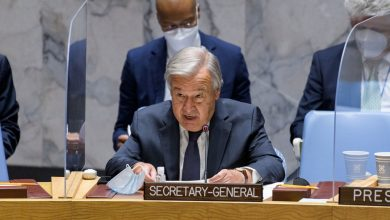 Photo of Afghanistan: 'Now is the time to stand as one', UN chief tells Security Council