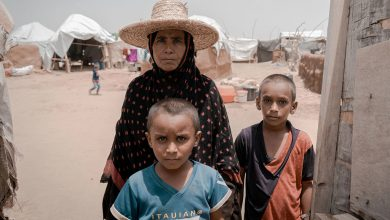 Photo of Shelter needs soar for displaced in Yemen's Marib region