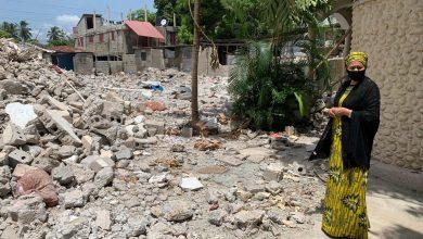 Photo of UN deputy chief praises resilience of Haiti's people, says 'incredible' relief effort underway