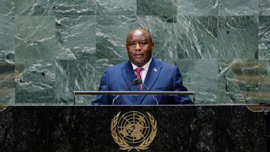 Photo of Withpeacerestored, Burundi president says poverty is the remaining threat
