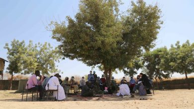 Photo of UN mission responding to evolving needs in Sudan transition process