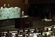Photo of Кто произнес самую длинную речь и другие знаменательные моменты в истории Генассамблеи