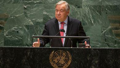 Photo of Глава ООН на 76-й сессии Генассамблеи: нужно отойти от края пропасти