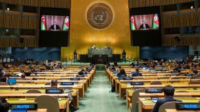 Photo of Президент Азербайджана – о «вакцинном национализме» и «зеленом» будущем освобожденных территорий