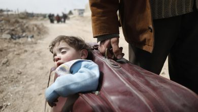Photo of Syria: 10 years of war has left at least 350,000 dead