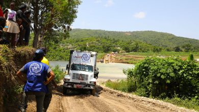 Photo of FROM THE FIELD: Haiti's gruelling post-quake road to recovery