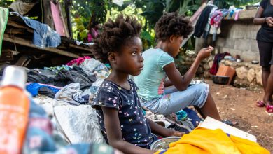 Photo of UNICEF: Haiti children vulnerable to 'violence, poverty and displacement'