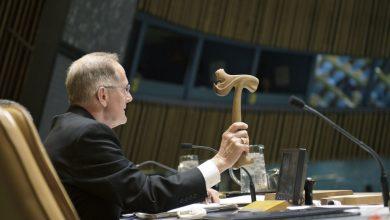 Photo of СЮЖЕТ Молоток Председателя Генассамблеи: почти детективная история