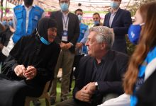 Photo of UNHCR chief urges better support for 13 million 'exhausted' and displaced Syrians